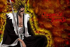Kenpachi Zaraki - Live to Kill by L1thum