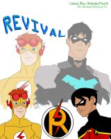 Revival Cover by ArtisticPow16
