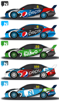 2013 FPR livery designs by nathansimpson