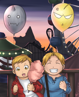 Elric Brothers by Panhard