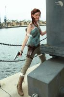 Lara Croft: Reborn by LisaMarieCosplay
