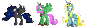 Adopt your alicorn! [CLOSE] by Derpyna
