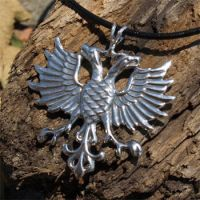 Double Headed Eagle Crest by AelisLaurel