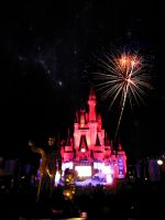 PARTY on the Castle stage by KaeT-Mac