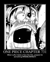 One Piece Chapter 731 by Hotspot0626