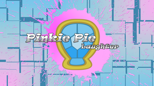 Pinkie Pie Element of Laughter by ewized