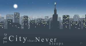 The City that Never Sleeps by Geheimnis19