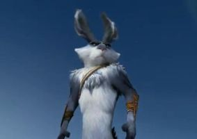 Guardian Of Hope-Easter Bunny by FireFly1800