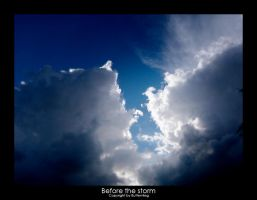 .Before the Storm. by buttervlieg