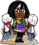 Michonne by CuddlyCapes