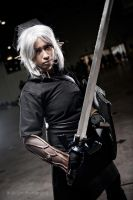 LoZ: Dark Link by bluevioletapples