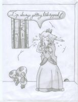 Poor Princess Peach by MidnaofTwilight3519