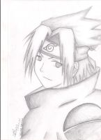 Sasuke Uchiha by AnImAtEd-MeDoW