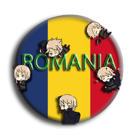 Romania Shimeji by Mizu1993
