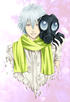 DRAMAtical Murder - Clear by Ringo101