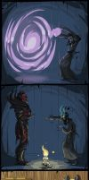 Skyrim: Sweet Dreamz by Tiny-Tyke