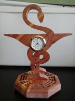 Pharmacy Desk Clock by ichtheria