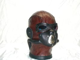 Leather, metal and mixed media by GriffinLeather