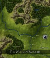 The Western Baronies by arsheesh