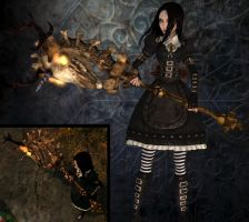 Alice 2_the new knightmare by Cerberus071984