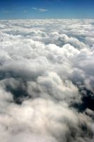 Sky from plane III by deadenddoll-stock
