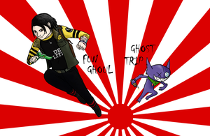 Fun Ghoul: Pokemon Master by Keyhole-Cat