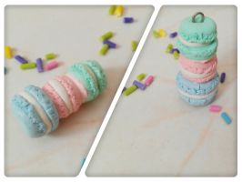 Macaron Stack by love-dolly