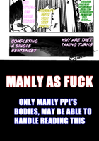 Manly As Fuck Page 4 by Marik248