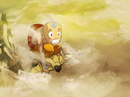 Aang and Momo: In Case of Emergency by ninykinin