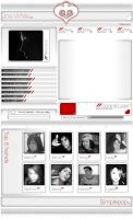 Myspace page by Simple-pop
