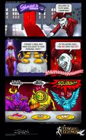 Sunday Lolz contest 2014: Shaco's Diner by Ravis