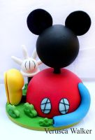 Mickey Mouse Clubhouse by Verusca