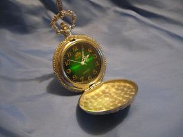 Pocket Watch 3 by BlackWolver-STOCK