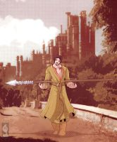 Oberyn, The Red Viper by Ricsnake