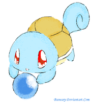 Squirtle by Buneary