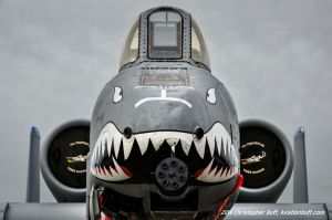 Don't mess with the Hawg! by aviationbuff