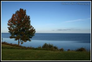 Lake Ontario I by DarkestFear