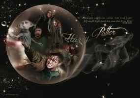 Harry Potter by VaLeNtInE-DeViAnT