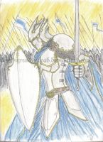 Frontline Paladin by Oigres-Undead