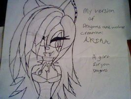 AKIRA FINNALY THIS IS A GIFT dragonsandwolves!!!!! by SCOURGESBABE