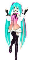 .:DT Star Voice Miku:. by MeiHikary