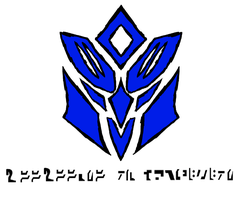 TFP Assassin of Cybertron (logo) by toledo108