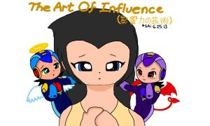 The Art of Influence by Rockgirl-Savvy