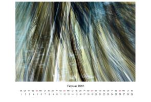 abstract 2012 - calendar 02 by 2-03