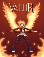 VALOR - Ultimate Hiiro by SonicRocksMySocks