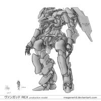 Vanguard Rex ver.1.0 by MeganeRid