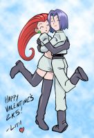 Victory Valentines by Lithrael