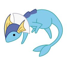 Vaporeon Best Chibi by Crystalitar