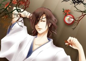Date Masamune by pph-rs