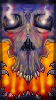 mouth of doom by SolitaryRonin